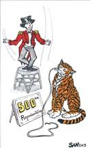 500ème article - Bilan d'incompétences