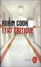 Robin Cook - Etat critique