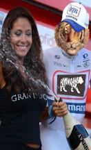 Tigre & podium Formule1