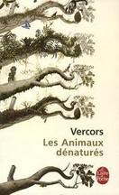 Vercors - Les Animaux dénaturés