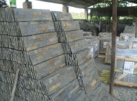 Culture rustic slate tile for wall cladding