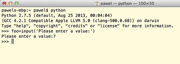 Talking to Python: TextMate Code Editor