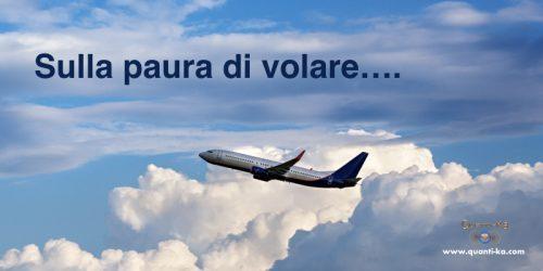Effetti di Quanti-Ka in autotrattamento sulla paura di volare