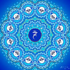 Chakra Vishuda ou chakra laríngeo - O quinto chakra - Lux Adamantis