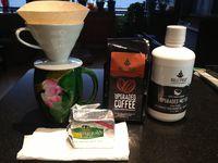Preparing Bulletproof coffee