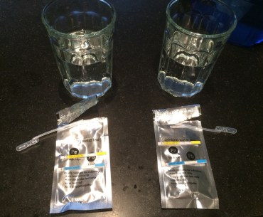 Water lead testing