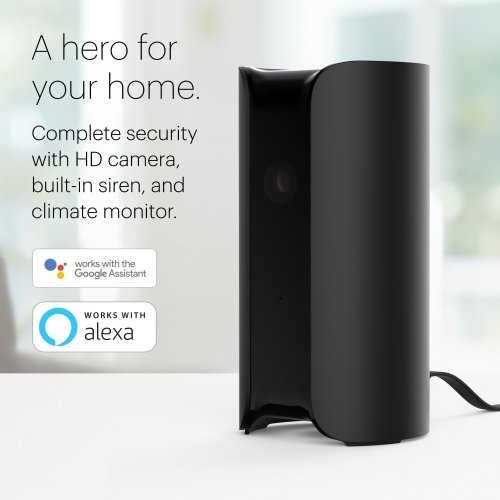 Canary All-in-One Security and Air Quality Monitor