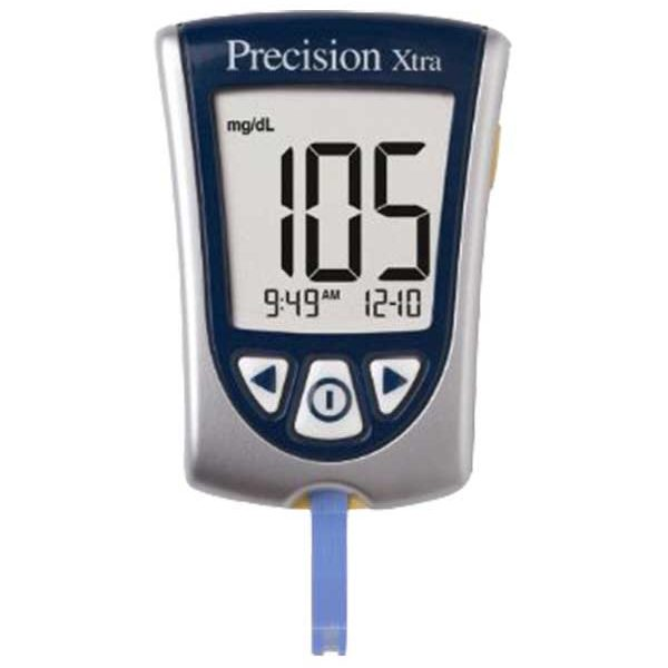 Precision Xtra Blood Glucose and Ketone Meter