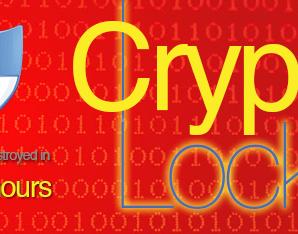 Víctima de CryptoLocker