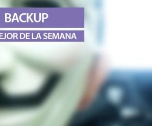 BackUp, lo mejor de la semana: Anonymous, vacaciones y Shodita