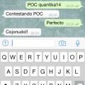 Previsualización de Whatsapp anti #DobleCheckAzul