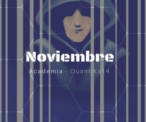 Ha llegado noviembre a QuantiKa14