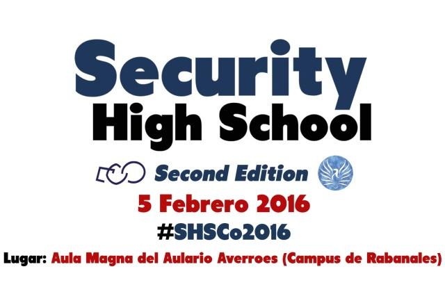 SHSCo2016
