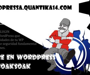 ¿Tu WordPress víctima del Malware SoakSoak?