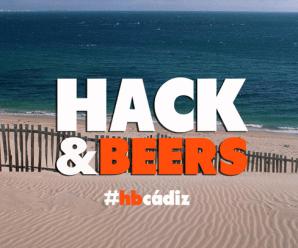 Primer Hack&Beers en Cadiz