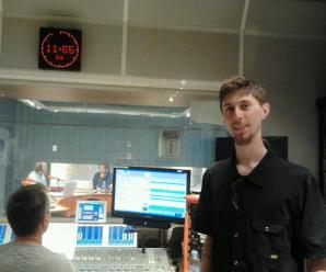 Sección de radio @Aquiestamoscsr