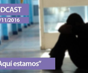 PODCAST | Acoso escolar: un problema de estado