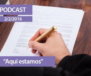 PODCAST | Amparo Díaz habla en Aquí Estamos sobre las órdenes de protección