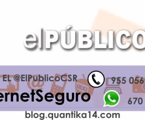 #DiaInternetSeguro en @ElPublicoCSR Canal Sur Radio