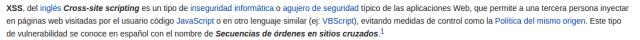 xss-wiki
