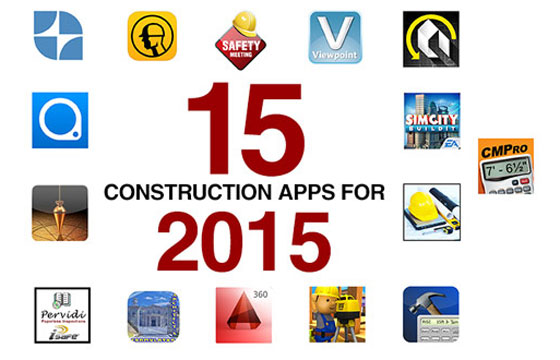 15 the best construction Apps for construction professional