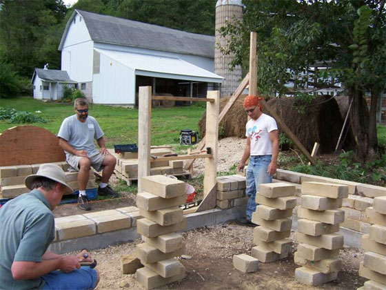 How Simple Earth Blocks can transform the building construction process to a new level