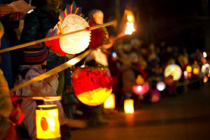La leggenda di San Martino e le lanterne del Nord Europa