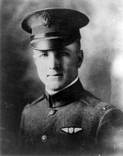 2nd Lt. Frank Luke Jr., 1917.