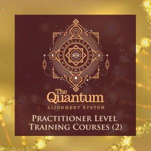 Quantum Alignment System Practitioner Level Training Courses