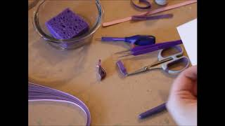 How to Make Quilled Flames