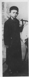 young Yehuda Elberg