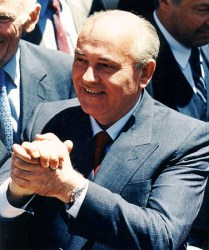 How liberty dies- Mikhail Gorbachev