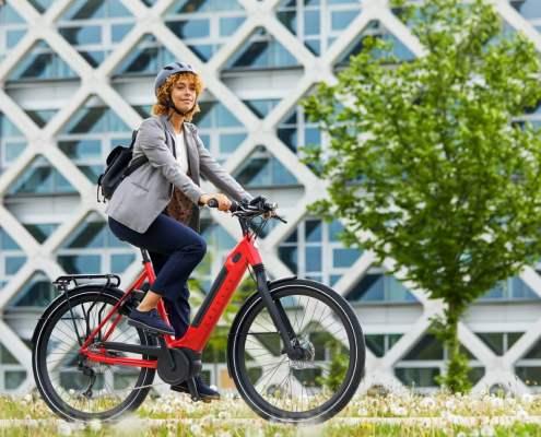 stereotypes de vélo électrique
