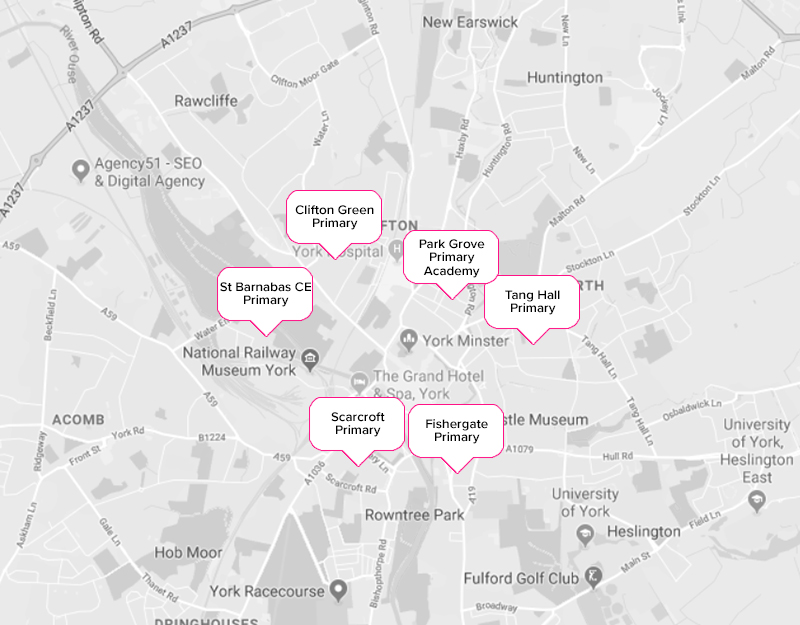 The Quantum Guide To York School Catchment Areas