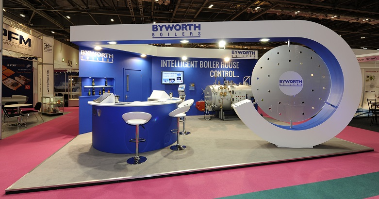 Byworth Boilers  Quantum Exhibitions and Displays