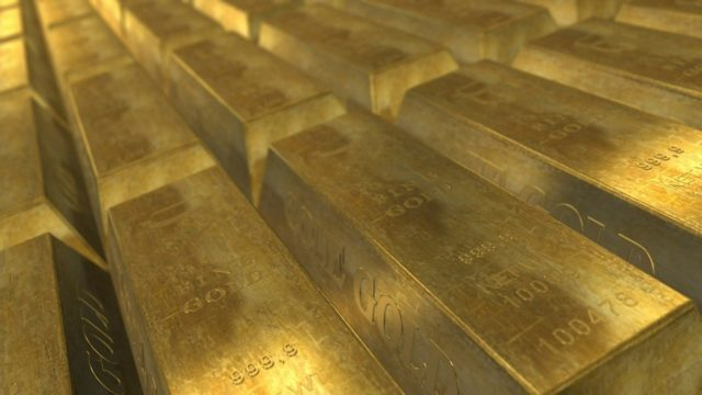 Reversal signal on gold confirmed by volume price analysis
