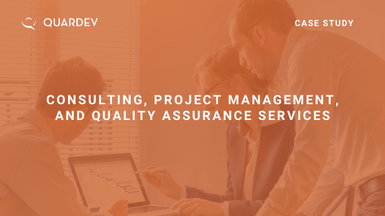 Consulting, Project Management, and Quality Assurance Services