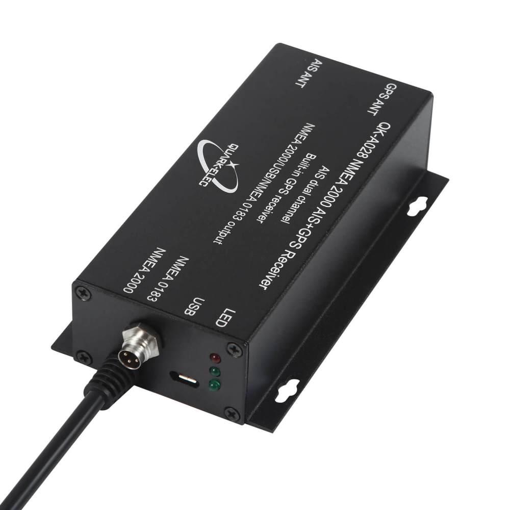 medium resolution of qk a028 ais receiver nmea 2000 converter gps marine ais receiver nmea multiplexer iot solutions in uk