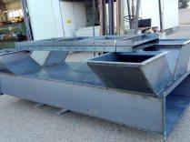 Quarmet S.r.l. - Carpenteria metallica leggera e pesante, lavorazioni su misura