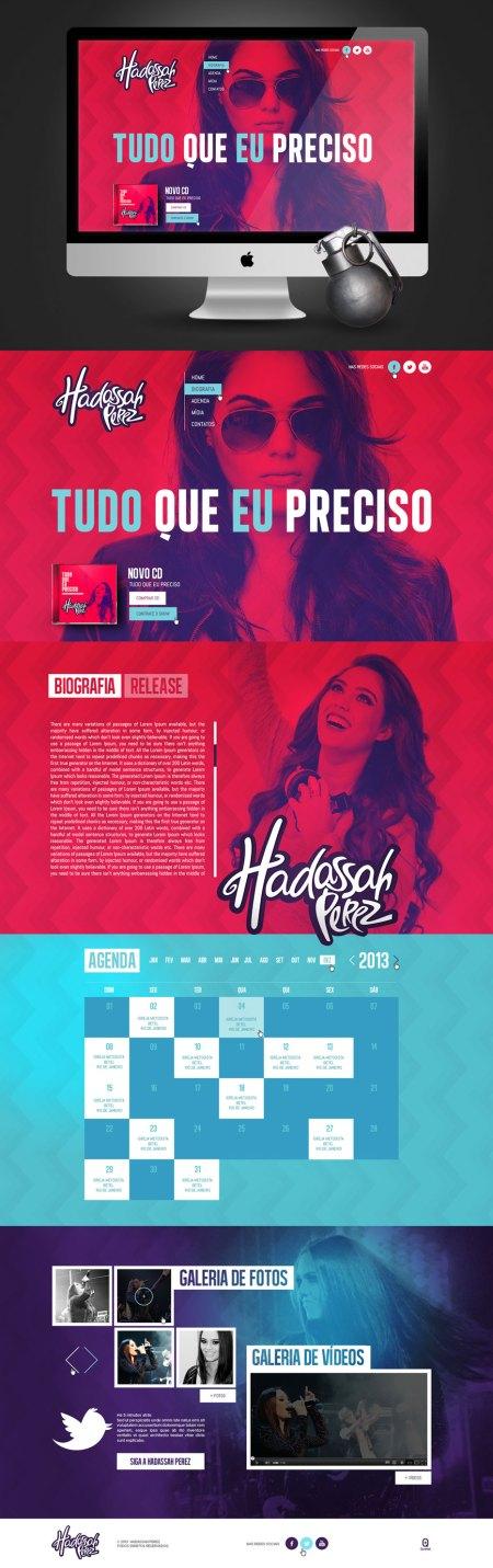 Site Hadassa Perez