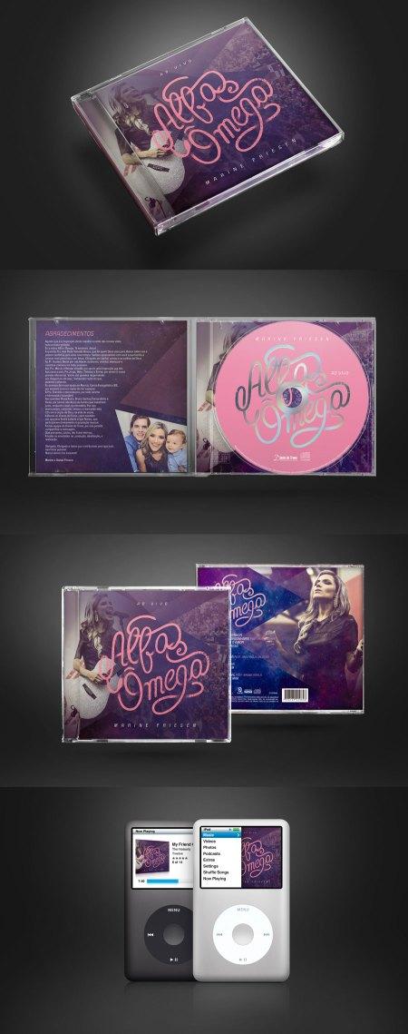 CD Alfa e Ômega – Marine Friesen
