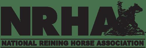 NRHA logo BW
