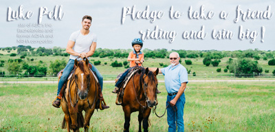 TimeToRidePledge LukePell