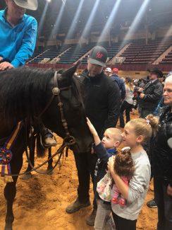 Shane Plummer's children with Corey Cushing