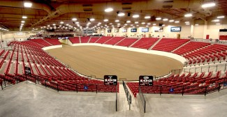 The South Point arena
