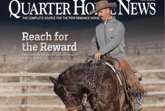 quarter horse news magazine june 15th 2019 cover