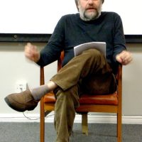 Slavoj Zizek - the Left's visionary of violence