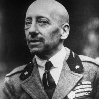Gabriele D'Annunzio - flame of the former future