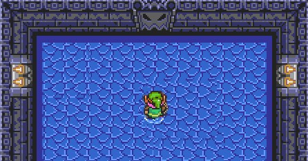 Legend Of Zelda Link To The Past Lock And Key Quarter