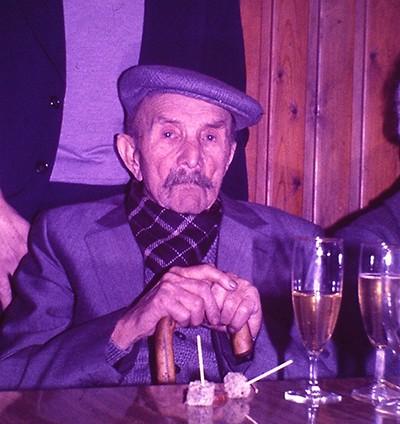 Arthur Morsaint fête ses cent ans avec le Quartier-Sud